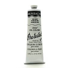 Grumbacher P248 Pre Tested Artists Oil