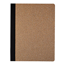 Divoga Composition Notebook Glitter Collection Wide