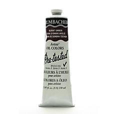 Grumbacher P024 Pre Tested Artists Oil