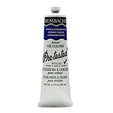 Grumbacher P076 Pre Tested Artists Oil