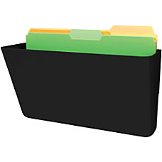 Deflect o Recycled DocuPocket Wall Files