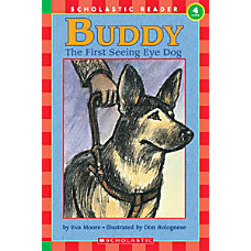 Scholastic Reader Level 4 Buddy The