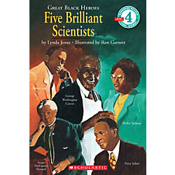 Scholastic Reader Level 4 Great Black