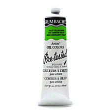 Grumbacher P210 Pre Tested Artists Oil