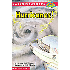 Scholastic Reader Wild Weather Hurricanes 3rd