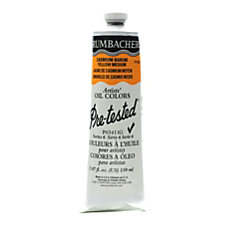 Grumbacher P034 Pre Tested Artists Oil