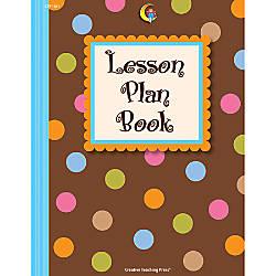 Creative Teaching Press Lesson Plan Book