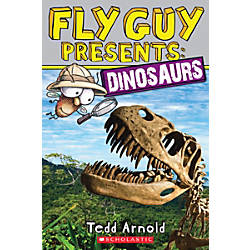 Scholastic Reader Fly Guy Presents Dinosaurs