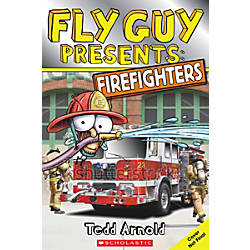 Scholastic Reader Fly Guy Presents Firefighters
