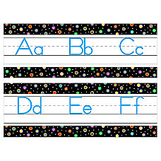 Creative Teaching Press Dots On Black
