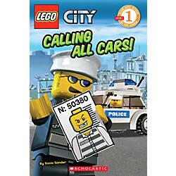 Scholastic Reader Lego City Calling All