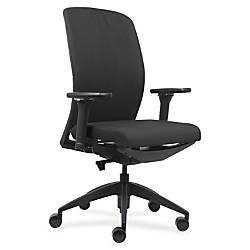 Lorell Executive High Back Swivel Chair