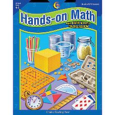 Creative Teaching Press Hands On Math