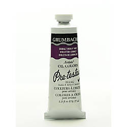 Grumbacher P053 Pre Tested Artists Oil