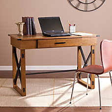 Southern Enterprises Canton Wooden Adjustable Height