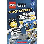Scholastic Reader Lego City Space Scape