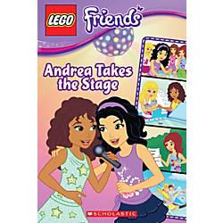 Scholastic Reader Lego Friends 2 Andrea