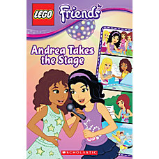 Scholastic Reader Lego Friends 2 Andrea