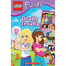 Scholastic Reader Lego Friends 3 Double