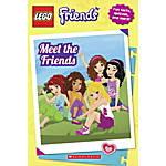 Scholastic Reader Lego Friends Meet The