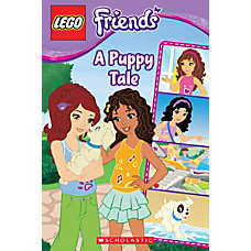 Scholastic Reader Lego Friends 1 A