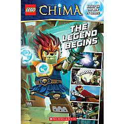 Scholastic Reader Lego Legends Of Chima