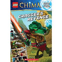 Scholastic Reader Lego Legends Of Chima
