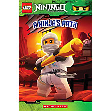 Scholastic Reader Lego Ninjago 5 A