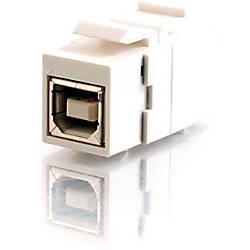 C2G Snap In USB BB Female