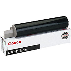Canon NPG 11 Toner Cartridge Black