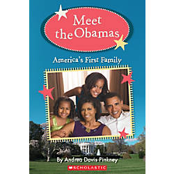 Scholastic Reader Meet The Obamas 3rd