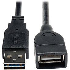 Tripp Lite 6in USB 20 High