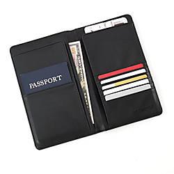 Samsonite Passport Travel Wallet Black