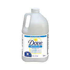 Dove Moisturizing Gentle Hand Cleaner 1