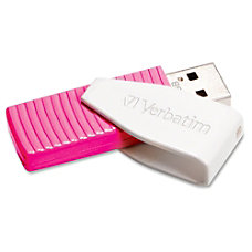Verbatim 16GB Swivel USB Flash Drive