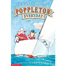 Scholastic Reader Poppleton Everyday 3rd Grade