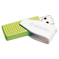 Verbatim 32GB Swivel USB Flash Drive