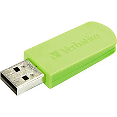 Verbatim 64GB Mini USB Flash Drive