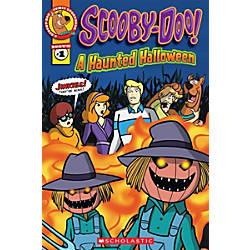 Scholastic Reader Scooby Doo Comic Storybook