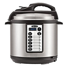 Bella 6QT Pressure Cooker with Touch