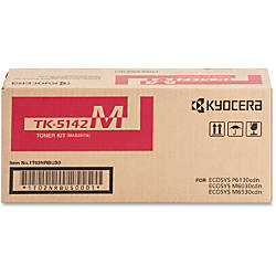 Kyocera TK 5142M Original Toner Cartridge