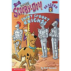 Scholastic Reader Scooby Doo 5 Shiny
