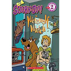 Scholastic Reader Scooby Doo 31 Werewolf