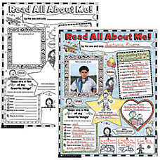 Scholastic Instant Personal Posters Read All