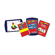 Barker Creek Magnets Magnetic Kidshapes Tangram