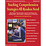 Scholastic Teaching Comprehension Strategies All Readers