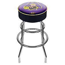 Trademark Global Padded Bar Stool East