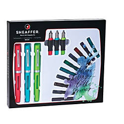 Sheaffer Calligraphy Maxi Kit Assorted Colors