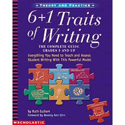 Scholastic 6 1 Traits Of Writing