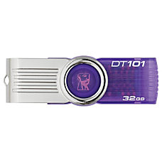 Kingston DataTraveler USB 20 Flash Drive